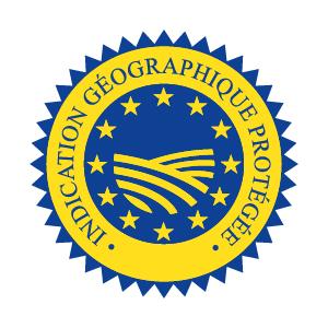 Logo IGP, indication géographique protégée